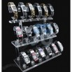 Acrylic Watch Display Rack