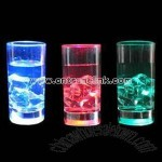 Acrylic light up glass