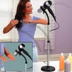Adjustable Hair Dryer Stand
