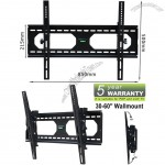 Adjustable Security Tilting Wall Mount 30