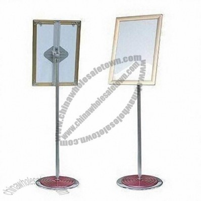 Adjustable Sign Frame, Poster Stand