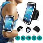 Adjustable Sport Jogging GYM Cellphone Armband Case Cover for Samsung Galaxy Note4/3/2