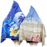 Adult Size Hooded Towel
