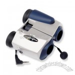 AirWave 5x21mm am/fm radio binoculars