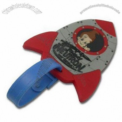 Aircraft Shaped Luggage Tag