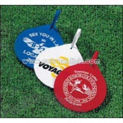 All-in-One Golf Tag