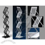 Alloy Aluminum Wire Brochure Rack