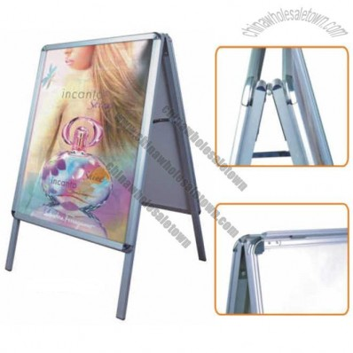Alu-Line Stand - A Snap Frame Stand