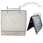 Aluminium alloy Flip Photo Album