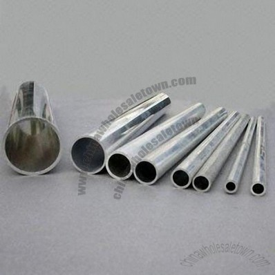 Aluminum Alloy Tubes, Used in Pneumatic Cylinder and Heat Transfer Equipment