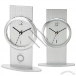 Aluminum Desk Clock