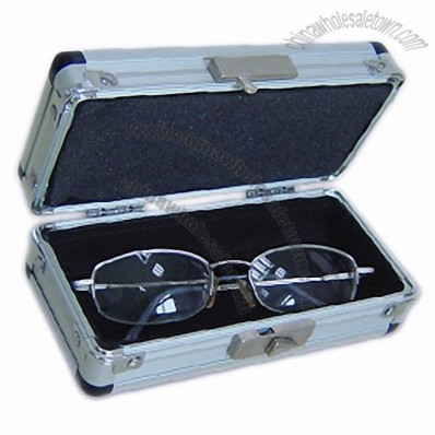 Aluminum Eyeglass Packing Case