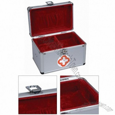 Aluminum Medicine-Chest