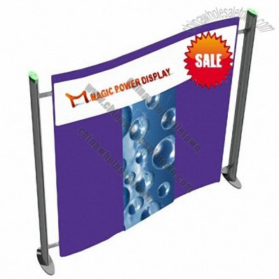 Aluminum Modular Exhibition Stand System