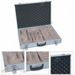 Aluminum Tool Cases 600x215x115MM