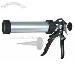 Aluminum Tube Caulking Gun