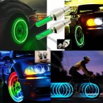 Amazing Color Changing LED Car and Bicycle Wheel Lights