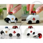 Ambulance and Police Car USB Flash Drive
