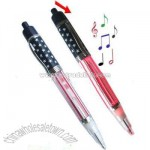 America national anthem music pen