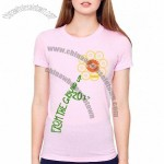 American Apparel Girly Fine Jersey Tee