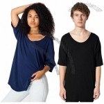 American Apparel Unisex Le New Big Tee
