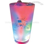 American Flag Fireworks Cup