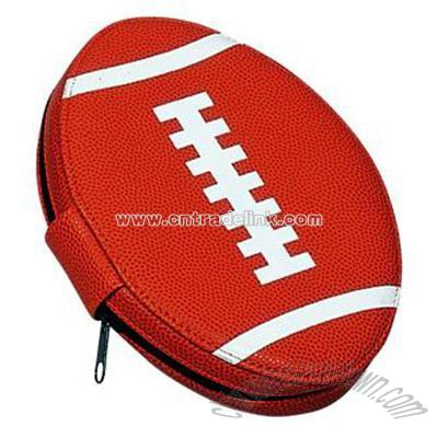 more photos b51ca c31ed American Football Shape CD Case, Leather CD Case, China ...