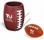 American Football Stressball In Can Holder