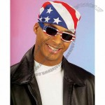 American USA stars and stripes Flag Bandana