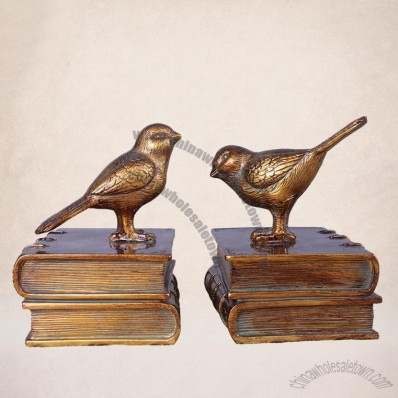 American Village Bird Bookend