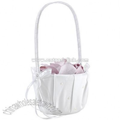Amore Flower Girl Basket