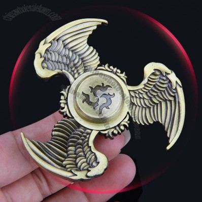 Angel Wings Hand Fidget Spinner