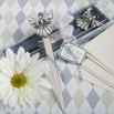 Angel themed letter opener favor