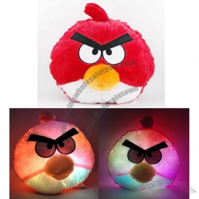 Angry Bird LED Glowing Cushion Pillow