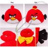 Angry Birds Bolster / Warm Hand Pillow