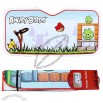 Angry Birds Car Front Windshield Sun Shade