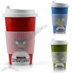 Angry Birds Eco-Friendly Copco Style Double-Wall Porcelain Coffee Mug