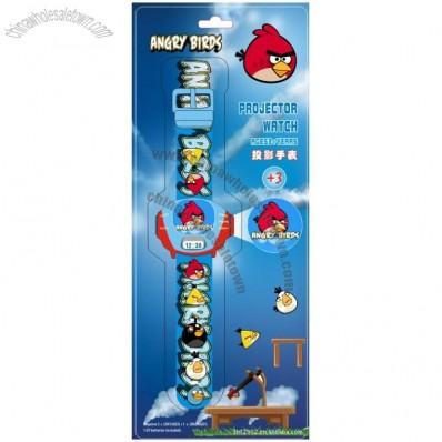 Angry Birds Projector Watch
