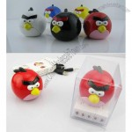 Angry Birds Shape Mini Speaker for iPhone/iPod/iPad