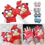 Angry Birds USB Heating Warm Glove