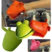 Animal Design Insulation Silicone Glove Oven Mitt