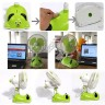 Animal Desktop Fan with Money Coin Bank