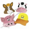Animal Foam Visors