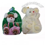 Animals Plush Backpack
