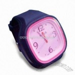 Anion Silicone Digital Watch