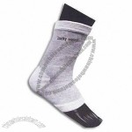 Ankle Brace, Used to Reduce Swelling while Allowing to Maintain Active Lifestyle