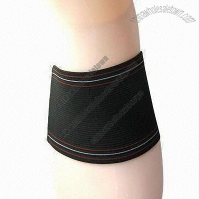 Ankle Support, Made of Polyester and Rubber, Comfortable-to-wear