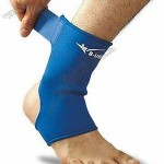 Ankle Support with Hook-and-loop Strap