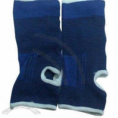 Ankle Supports In Blue
