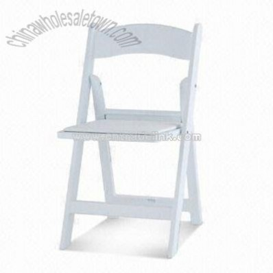Annealed Steel Outdoor Chair